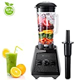 Smoothie Blenders, 1500W Smoothie Maker, 2L Commercial Blender, High Speed Jug Blender Machine
