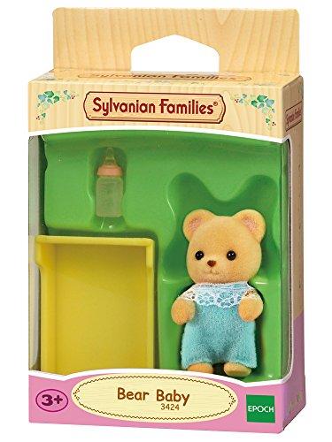 Sylvanian Families - Bebé oso pardo (Epoch 3424)