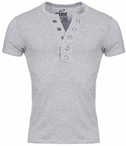 CRSM Carisma Herren T-Shirt 126 Grau