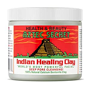Aztec Secrets Indian Healing Clay Deep Pore Cleansing (1 Lbs)