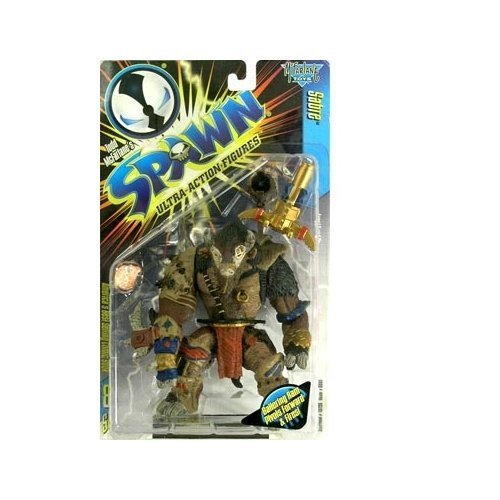 Spawn Series 8 Sabre Action Figure by Spawn -
