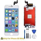 EXW iPhone 6S (4.7) Pantalla LCD Pantalla Táctil de Repuesto y Separador digitalizador de para iPhone 6S Blanco