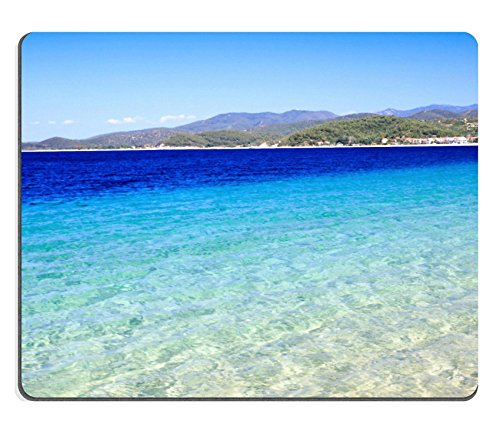 MSD Mousepad IMAGE 34138913 beautiful beach and tropical sea