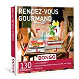 BONGO Belgique - Coffret Cadeau - RENDEZ-VOUS GOURMAND
