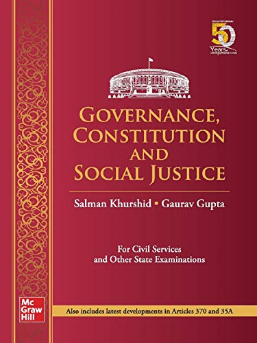 Governance, Constitution and Social Justice for Civil Services Examination