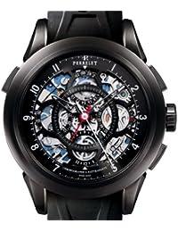 Para hombre Perrelet A1045/2 reloj automático cronógrafo Rattrapante