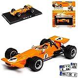 alles-meine.de GmbH McLaren M7C Bruce McLaren 1969 Formel 1 1/43 Modellcarsonline Modell Auto