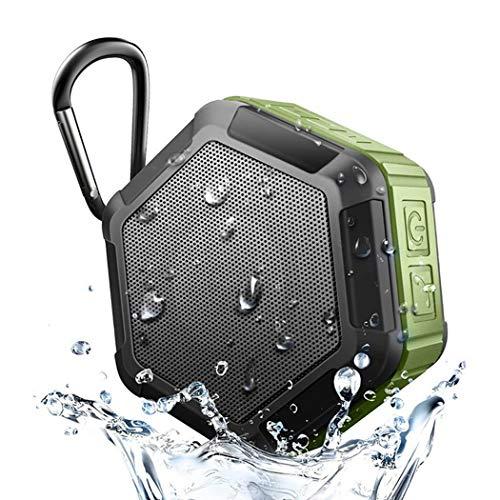 Altavoces Bluetooth impermeables (3 colores) por 10,50€ con el #código: S7HQTDUF