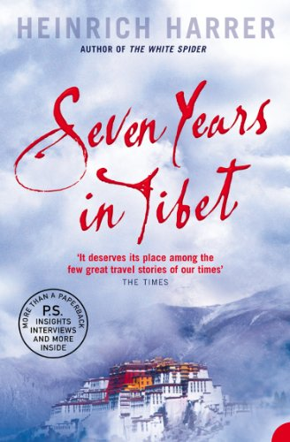 Seven Years in Tibet (Paladin Books) (English Edition) por Heinrich Harrer