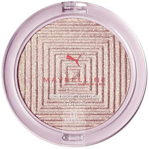Maybelline New York Puma Edition Master Chrome - Iluminador (08, 6 g)
