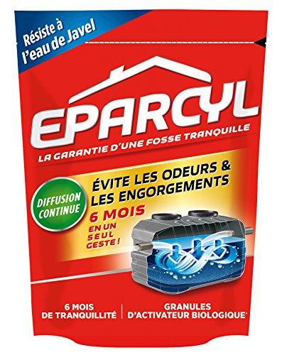 Eparcyl Entretien Fosse Septique Granules Sachet 200 g