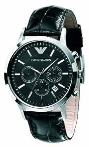 Emporio Armani Classic Herrenuhr Chronograph AR2447