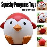 Niedlich Pinguine Drücken Spielzeug HARRYSTORE Matschig Langsam Steigend Sahne Duftend Dekompression Spielzeuge