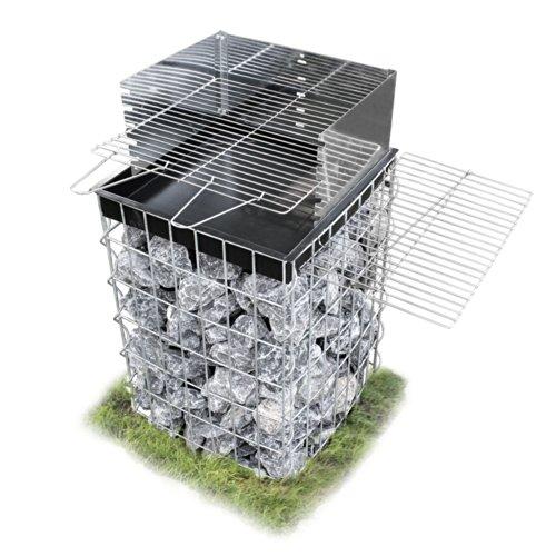 gabion-grill-bbq-grille-fire-station-stones-garden-decoration-wire-mesh-galvanized-43-x-95-x-43-cm