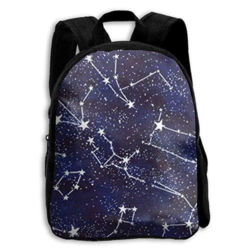 TTmom Schulrucksack,Schüler Bag,Rucksack Damen Herren Child Backpack Cute for School | 27