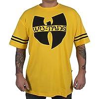 Wu Wear - Wu 36 T-Shirt yellow/black - Wu-Tang Clan Tamaño XXL, Color asignado Yellow