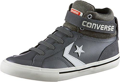 CONVERSE Kinder Sneaker grau 35 (Jungen Converse Schuhe)