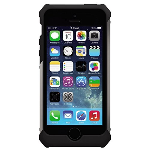 CAT Handy-Cover Active Signature für Apple iPhone 5/5s, Schwarz