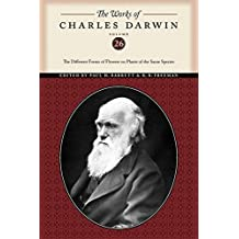 The Works of Charles Darwin, Volume 26: The Different Forms of Flowers on Plants of the Same Species