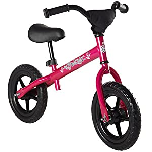 Ultrakidz - Bicicleta sin Pedales para niños a Partir de 85 cm de Estatura, Color Rosa