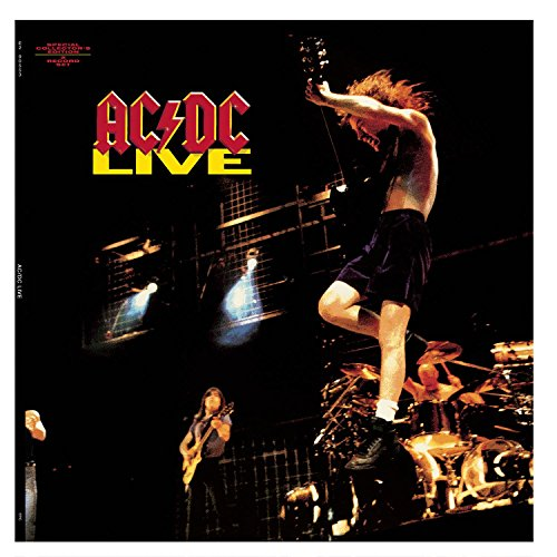 Ac/Dc: Live (2 Lp Collector'S Edition) [Vinyl LP] (Vinyl)