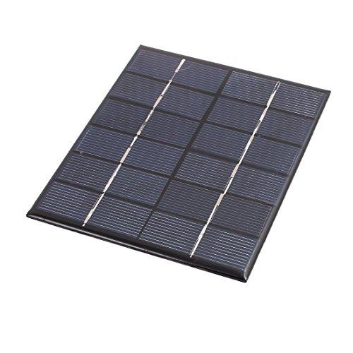 Células de Panel Solar policristalinas de 136mm x 110mm 2 Vatios 6 voltios