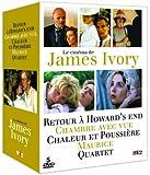 Le Cinéma de James Ivory - Coffret 5 films