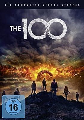 The 100 - Die komplette vierte Staffel [3 DVDs]