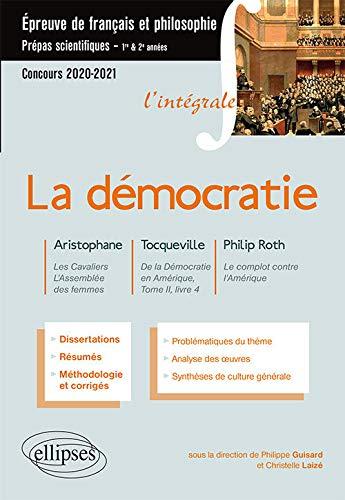 L'intégrale sur la démocratie. Aristophane, Les Cavaliers, L'Assemblée des femmes