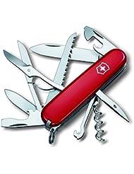 Victorinox Huntsman Swiss Army Knife Red Blister
