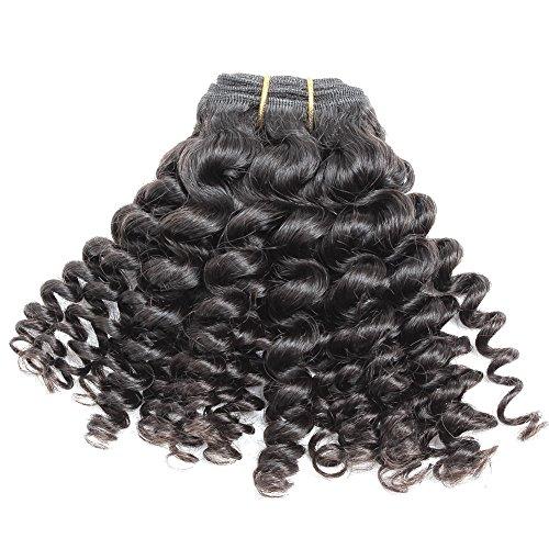 Bella Hair 100 % Cheveux Tissage Humains de Vierge Funmi Vague Bouclée 1 Bundle 16\\