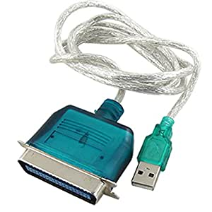 Gino imprimante USB 1.1 à DB36 prise IEEE1284 Adapter Cable New