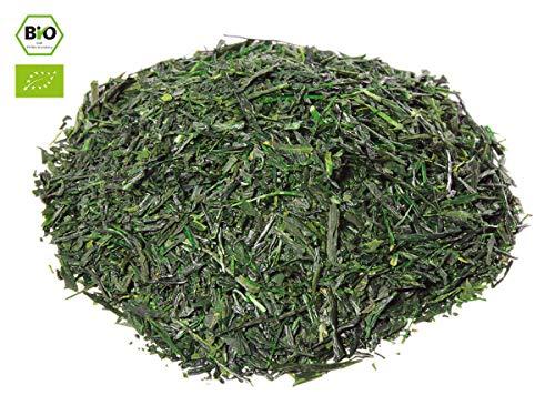 Oryoki Grüner Tee Gyokuro Kusanagi, Japan, Bio Tee. Lose Blätter 50 g, Qualität Super-Premium, kräftiges Umami