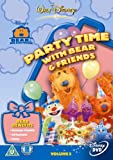 Bear In The Big Blue House: Party Time With Bear [DVD]