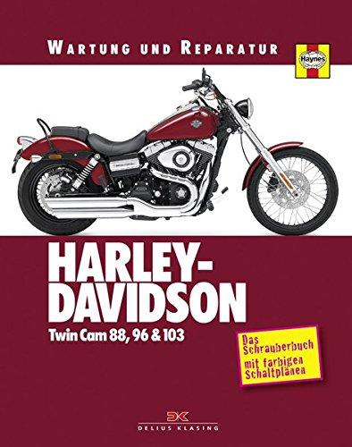 Und Wartung Auto-reparatur (Harley Davidson TwinCam 88/96 & 103: Wartung und Reparatur)