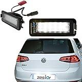 ZesfOr - Plafones LED de matrícula Volkswagen Golf VII (2012-2017) - 771