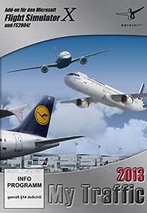 Flight Simulator X: My Traffic 2013 (Add-On): Amazon.de: Games