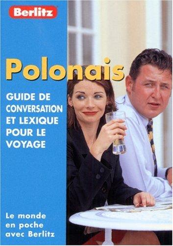 Polish Berlitz Phrase Book for French Speakers par Berlitz