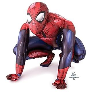 Anagram Marvel's Spiderman Air Walker 36 Inch Foil Balloon