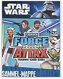 Force Attax - SERIE 1 - Star Wars - 1 Sammelmappe - (LEER) OHNE Karten