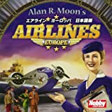 Image for board game Airline Europe Japanese version (Japan import / The package and the manual are written in Japanese)