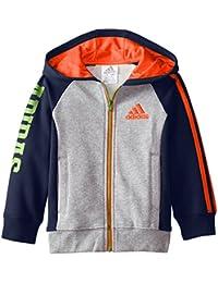 adidas Boys' Activewear Zip Up Hoodie