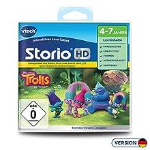 Hasbro VTech 80-271004 - Storio Max-Lernspiel Trolls HD
