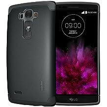 LG G Flex 2 Funda, TUDIA ultra delgado LITE TPU caso de parachoques de protección Funda Carcasas para LG G Flex 2 (2015 Released) (Negro)
