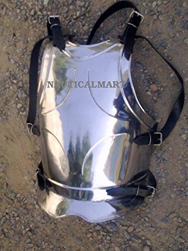 Mittelalter tragbar Kostüm Armor Stahl Geschirr von ()