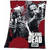 Manta de lana The Walking Dead - Daryl & Rick
