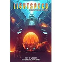 Lightspeed Magazine, July 2014 (English Edition)
