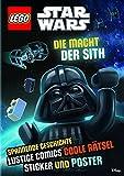 LEGO Star Wars Die Macht der Sith: mit Sticker und Poster