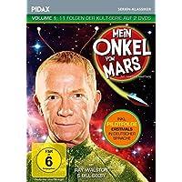 Mein Onkel vom Mars, Vol. 1 / Elf Folgen der Kult-Serie inkl. Pilotfolge erstmals in deutscher Sprache