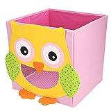 LEADSTAR Faltbare Spielzeugkiste Aufbewahrungsbox Wäschesammler Korb